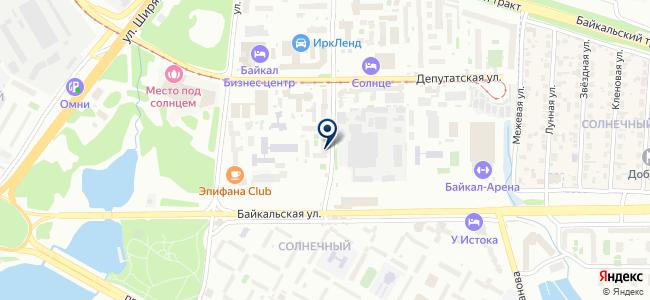 Байкалтрейд, ООО на карте