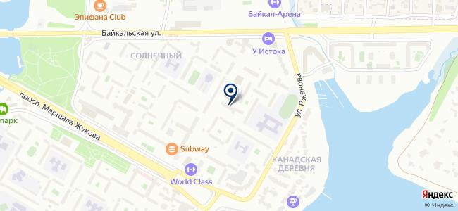 АТЦ ВЭМ, ООО на карте
