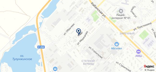 Залан, ООО на карте