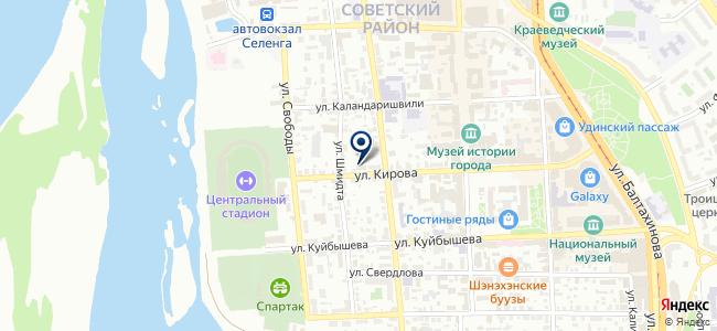 Динамит, ООО на карте