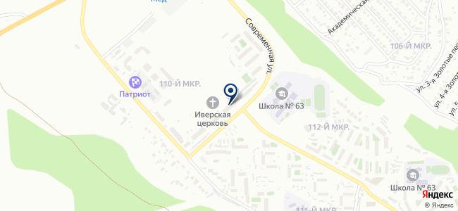 Профэлектромонтаж на карте