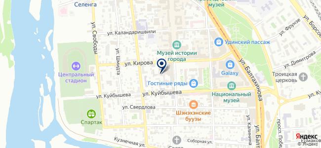 Коннект, ООО на карте