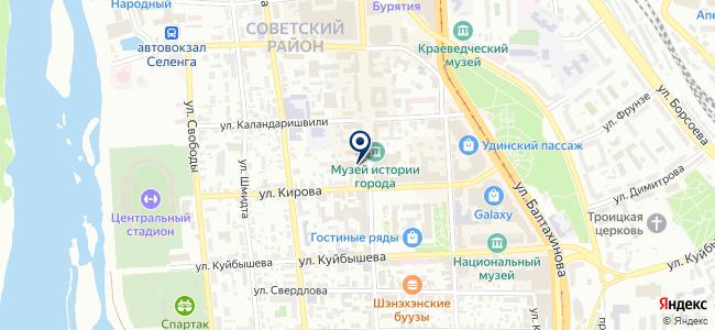 Хозсмак на карте
