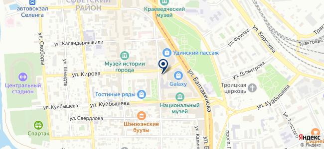 ШОУТЕХНИКА, ООО на карте
