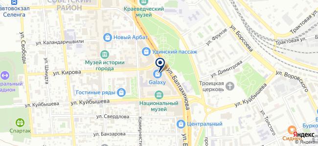 СибМузТорг на карте
