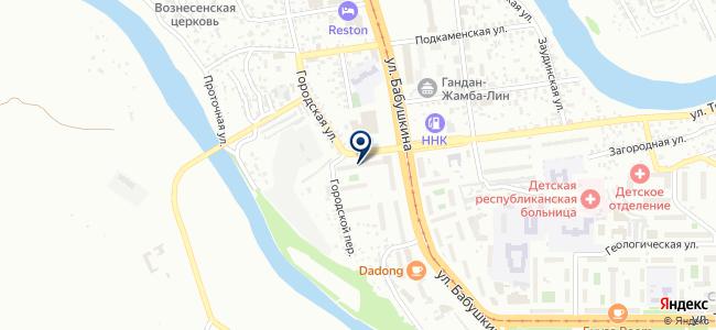 Мониторинговый центр, ООО на карте