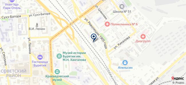 Техавангард, ООО на карте