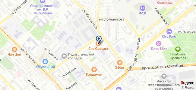 Транзит, ООО на карте