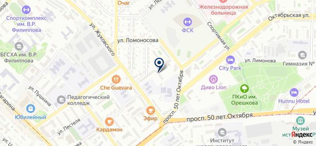 Эгрегор, ООО на карте