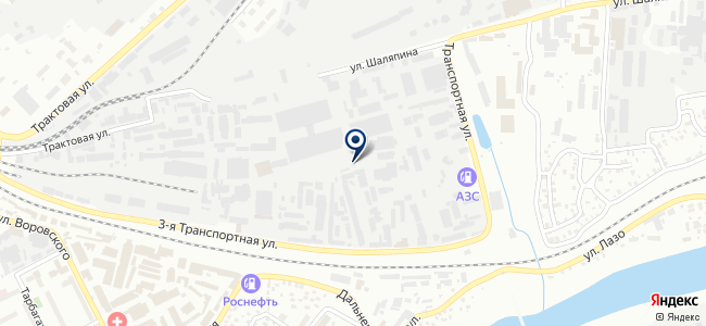 Сибстройкомплекс, ООО на карте