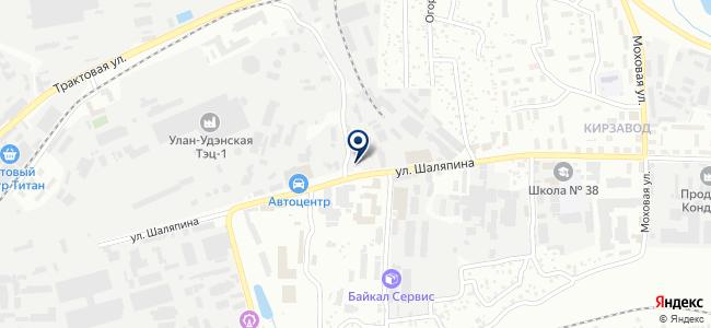LED Сервис, ООО на карте