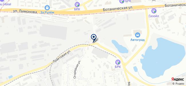 Аргус на карте