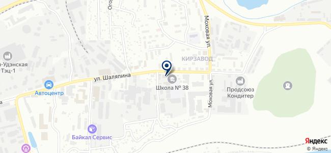 КФ, ООО на карте