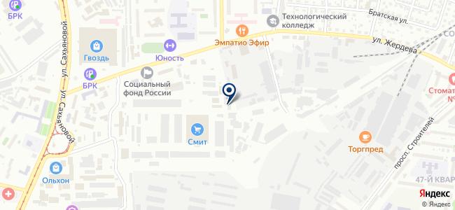 WRS на карте