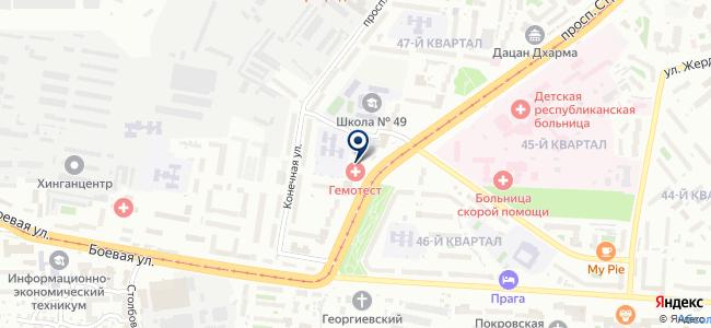 Даши и К, ООО на карте