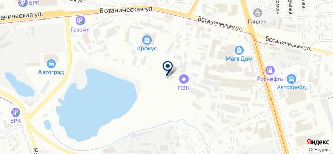 Мир инструмента, ООО на карте