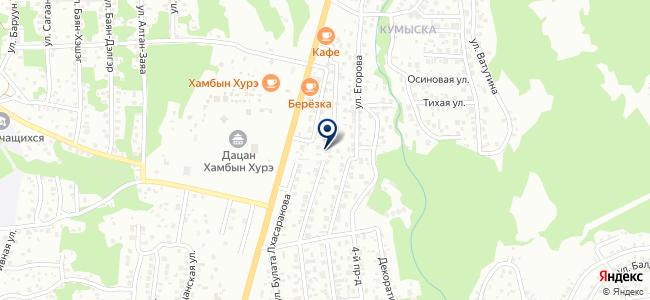 Кассол, ООО на карте