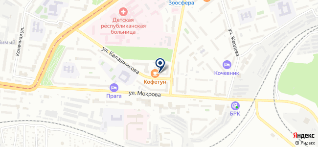 ИкоЛайн на карте