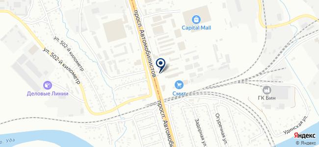 ПЛЭН, ООО на карте