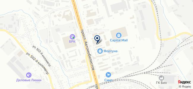 Гуран на карте
