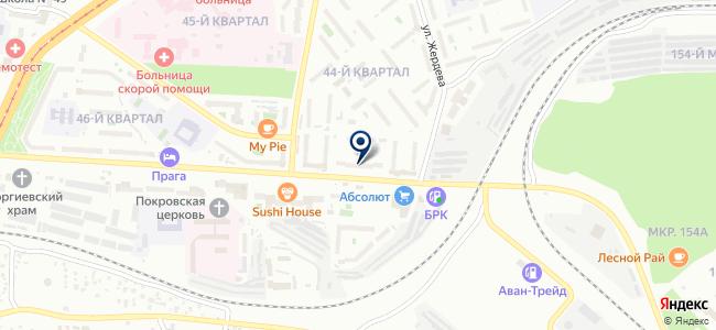 Эл Строй на карте