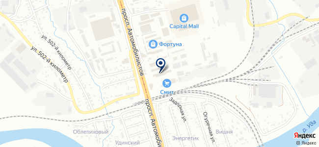 КрепЦентр на карте