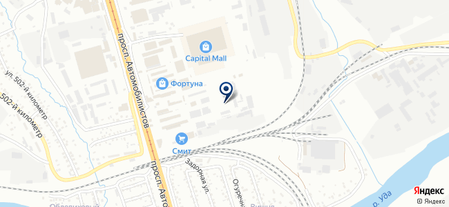 АЛЬЯНС-М на карте