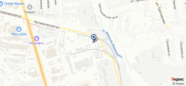 Крановая электрика на карте
