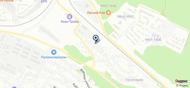 Электротехническая компания на карте