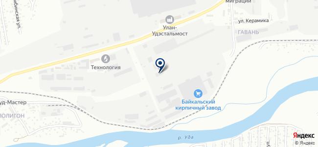 Электроснаб, ООО на карте