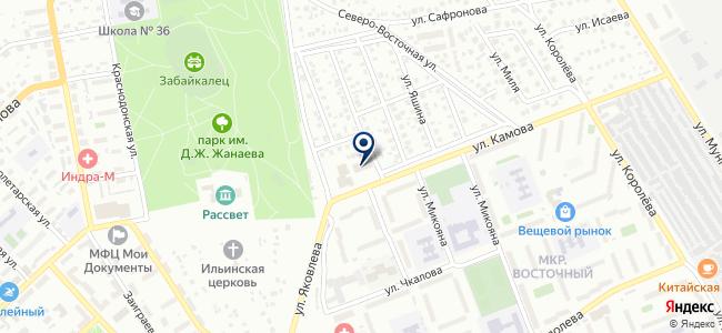 Байкал Электро, ООО на карте
