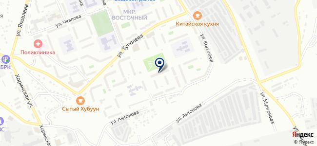НаТех, ООО на карте