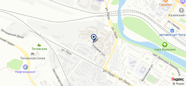 Верстак на карте