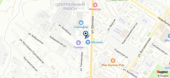 АВелес на карте