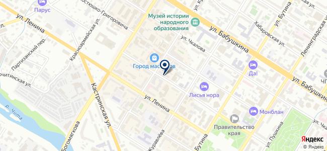 Центр электрокомплектации на карте