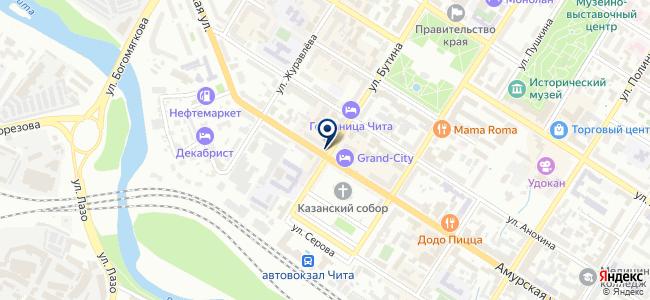 Связь-Комплект на карте