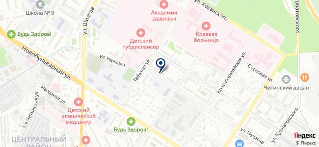 Инженерно-технический центр на карте