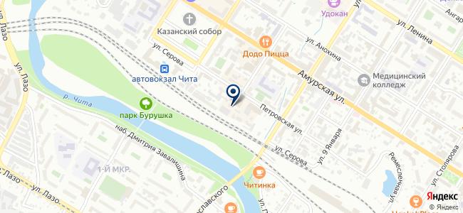Верхоленский на карте