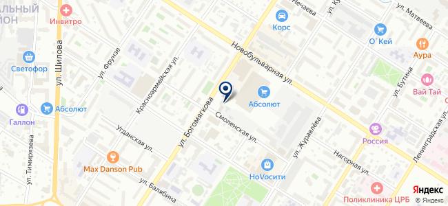 SATAЦЕНТР на карте
