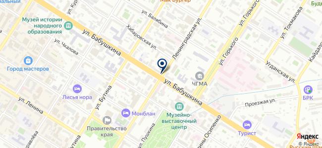 Фото Лэнд на карте
