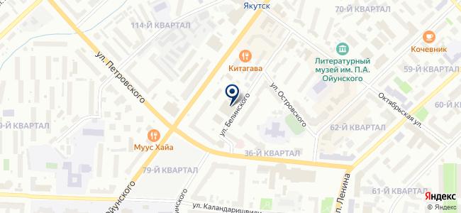 АМК-Строймонтаж, ООО на карте