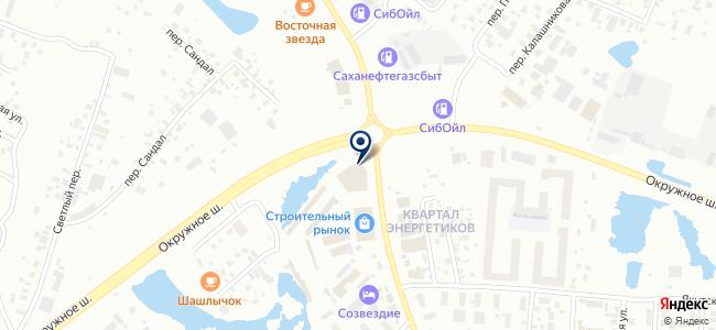 Электростандарт на карте