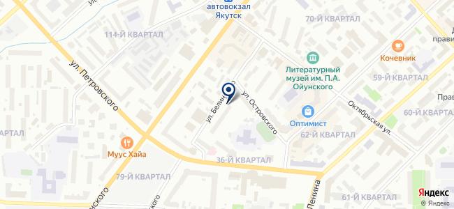Электрон-Мастер на карте