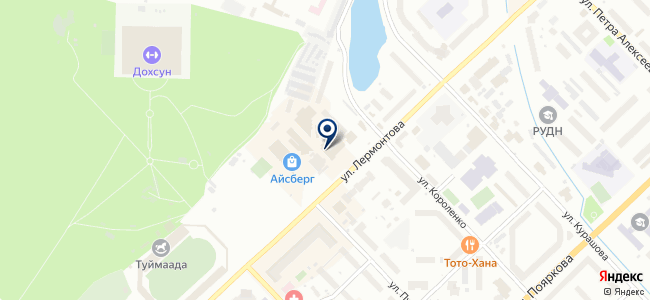 Электроснаб на карте