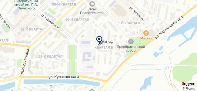 Таврида Электрик МСК на карте