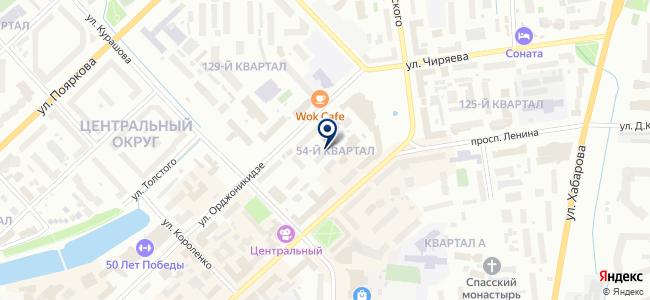 Хайтек, ООО на карте