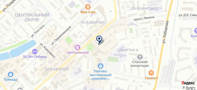 Россвет, ООО на карте