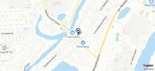 Мото-центр на карте