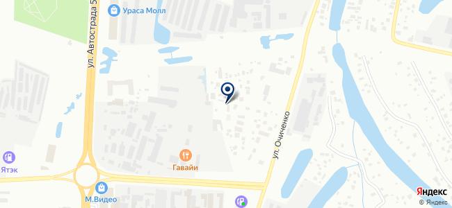 ВСЕСТО на карте