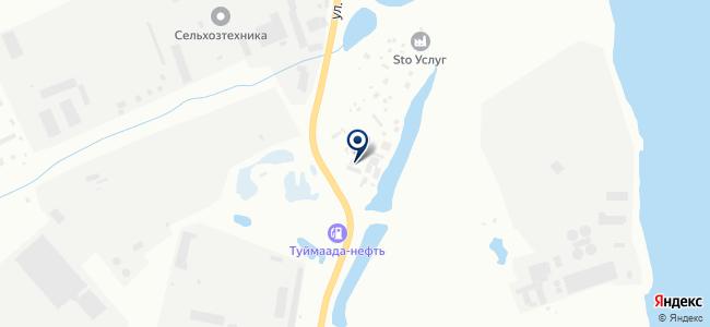 Данила Мастер на карте